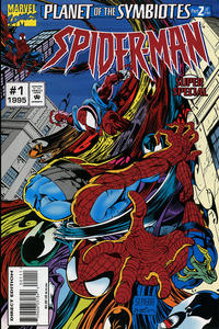 Cover Thumbnail for Spider-Man Super Special (Marvel, 1995 series) #1