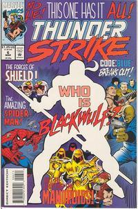 Cover Thumbnail for Thunderstrike (Marvel, 1993 series) #6