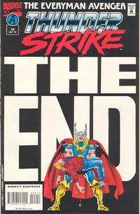 Cover Thumbnail for Thunderstrike (Marvel, 1993 series) #24