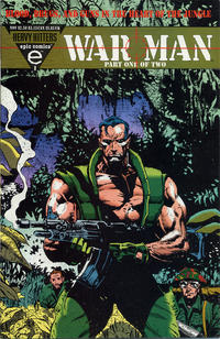Cover Thumbnail for War Man (Marvel, 1993 series) #1