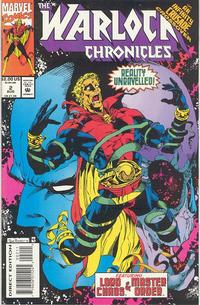 Cover Thumbnail for Warlock Chronicles (Marvel, 1993 series) #2 [Direct Edition]