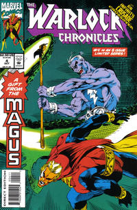 Cover Thumbnail for Warlock Chronicles (Marvel, 1993 series) #4
