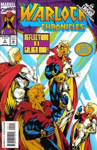 Cover Thumbnail for Warlock Chronicles (Marvel, 1993 series) #5