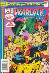 Cover Thumbnail for Warlock Chronicles (Marvel, 1993 series) #7