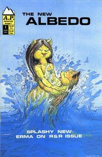 Cover Thumbnail for Albedo (Antarctic Press, 1991 series) #1