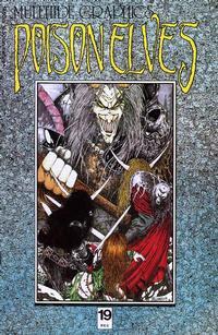 Cover Thumbnail for Poison Elves (Mulehide Graphics, 1993 series) #19