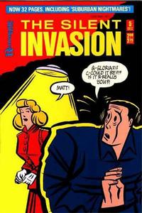 Cover Thumbnail for The Silent Invasion (Renegade Press, 1986 series) #5