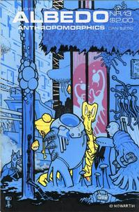 Cover Thumbnail for Albedo (Thoughts & Images, 1983 series) #13
