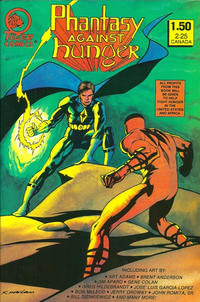 Cover Thumbnail for Phantasy Against Hunger (Tiger Comics, 1987 series) #1