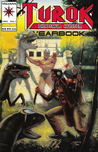 Cover Thumbnail for Turok Yearbook (Acclaim / Valiant, 1994 series) #1