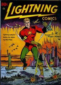 Cover Thumbnail for Lightning Comics (Ace Magazines, 1940 series) #v2#2