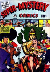 Cover Thumbnail for Super-Mystery Comics (Ace Magazines, 1940 series) #v1#4