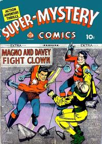 Cover Thumbnail for Super-Mystery Comics (Ace Magazines, 1940 series) #v1#6