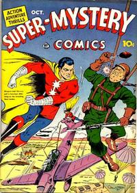 Cover Thumbnail for Super-Mystery Comics (Ace Magazines, 1940 series) #v2#4