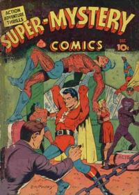 Cover Thumbnail for Super-Mystery Comics (Ace Magazines, 1940 series) #v2#5