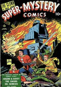 Cover Thumbnail for Super-Mystery Comics (Ace Magazines, 1940 series) #v3#3