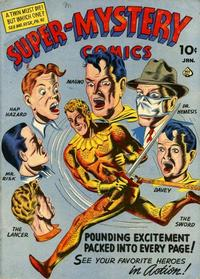 Cover Thumbnail for Super-Mystery Comics (Ace Magazines, 1940 series) #v4#1