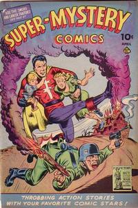 Cover Thumbnail for Super-Mystery Comics (Ace Magazines, 1940 series) #v4#2
