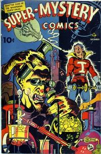 Cover Thumbnail for Super-Mystery Comics (Ace Magazines, 1940 series) #v5#3