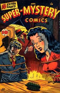 Cover Thumbnail for Super-Mystery Comics (Ace Magazines, 1940 series) #v6#5