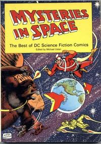 Cover Thumbnail for Mysteries in Space: The Best of DC Science Fiction Comics (Simon and Schuster, 1980 series)