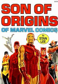 Cover Thumbnail for Son of Origins of Marvel Comics (Simon and Schuster, 1975 series)