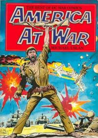 Cover Thumbnail for America at War: The Best of DC War Comics (Simon and Schuster, 1979 series)