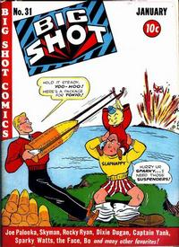 Cover Thumbnail for Big Shot (Columbia, 1942 series) #31