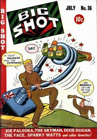 Cover Thumbnail for Big Shot (Columbia, 1942 series) #36