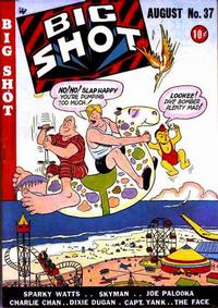 Cover Thumbnail for Big Shot (Columbia, 1942 series) #37
