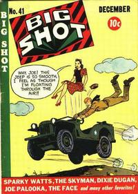 Cover Thumbnail for Big Shot (Columbia, 1942 series) #41