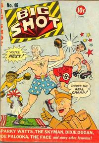 Cover Thumbnail for Big Shot (Columbia, 1942 series) #46