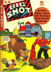 Cover Thumbnail for Big Shot (Columbia, 1942 series) #48