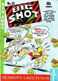 Cover Thumbnail for Big Shot (Columbia, 1943 series) #52