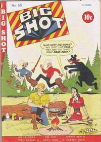 Cover Thumbnail for Big Shot (Columbia, 1942 series) #60