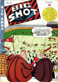 Cover Thumbnail for Big Shot (Columbia, 1942 series) #61