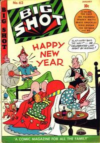 Cover Thumbnail for Big Shot (Columbia, 1942 series) #62
