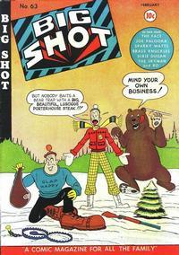 Cover Thumbnail for Big Shot (Columbia, 1942 series) #63