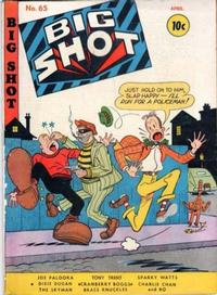 Cover Thumbnail for Big Shot (Columbia, 1942 series) #65