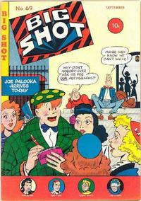 Cover Thumbnail for Big Shot (Columbia, 1942 series) #69