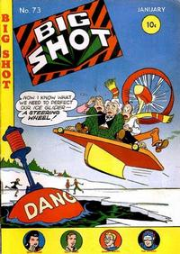 Cover Thumbnail for Big Shot (Columbia, 1942 series) #73