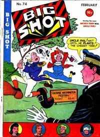 Cover Thumbnail for Big Shot (Columbia, 1942 series) #74
