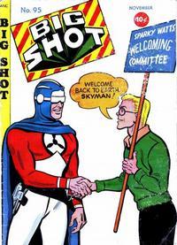 Cover Thumbnail for Big Shot (Columbia, 1942 series) #95