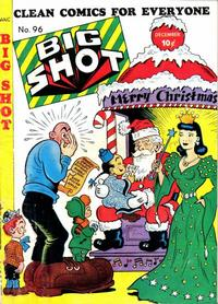 Cover Thumbnail for Big Shot (Columbia, 1942 series) #96