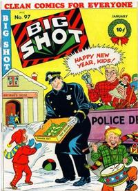 Cover Thumbnail for Big Shot (Columbia, 1943 series) #97