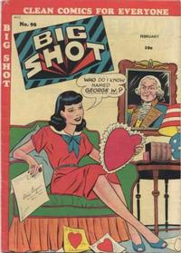 Cover Thumbnail for Big Shot (Columbia, 1942 series) #98