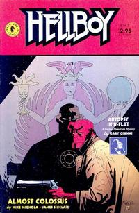 Cover Thumbnail for Hellboy: Almost Colossus (Dark Horse, 1997 series) #1