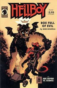 Cover Thumbnail for Hellboy: Box Full of Evil (Dark Horse, 1999 series) #2