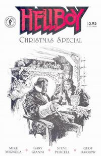 Cover Thumbnail for Hellboy Christmas Special (Dark Horse, 1997 series)