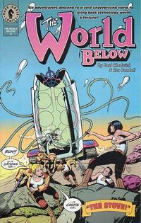 Cover Thumbnail for The World Below (Dark Horse, 1999 series) #4